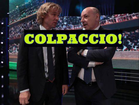 calciomercato inter marotta eriksen tottenham juve kulusevski