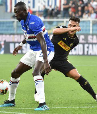 inter sampdoria gol highlights