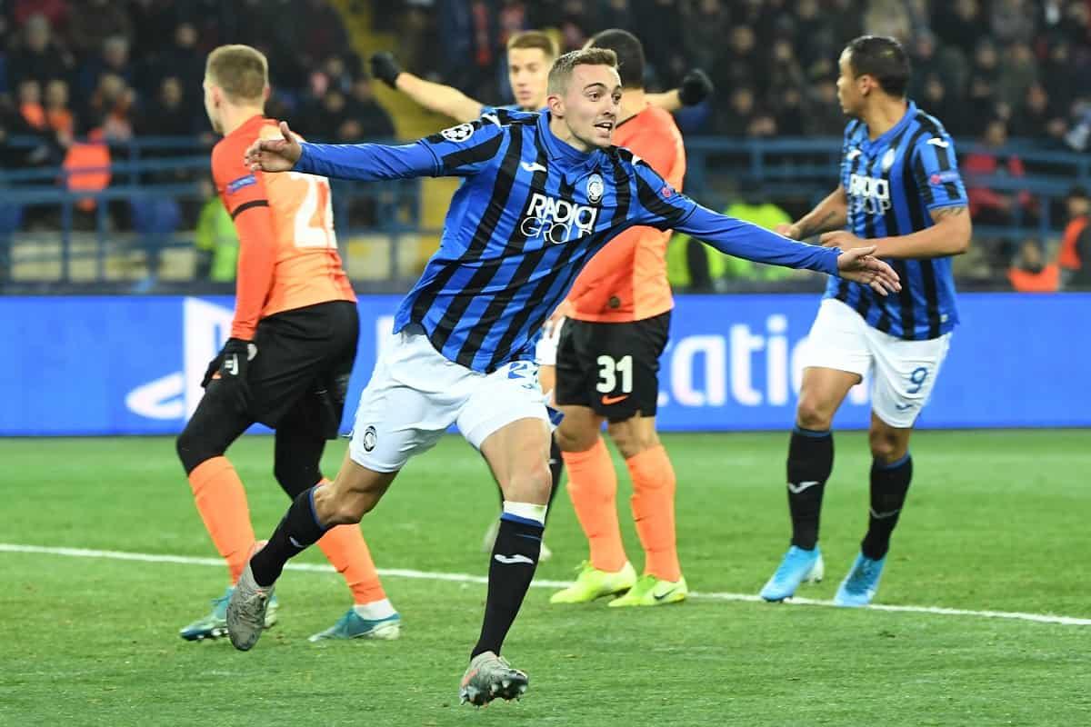 calciomercato inter castagne atalanta gosens