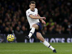 calciomercato inter vertonghen tottenham mourinho