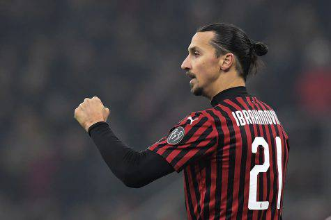 inter milan derby ibrahimovic