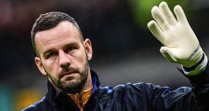 inter handanovic infortunio derby milan