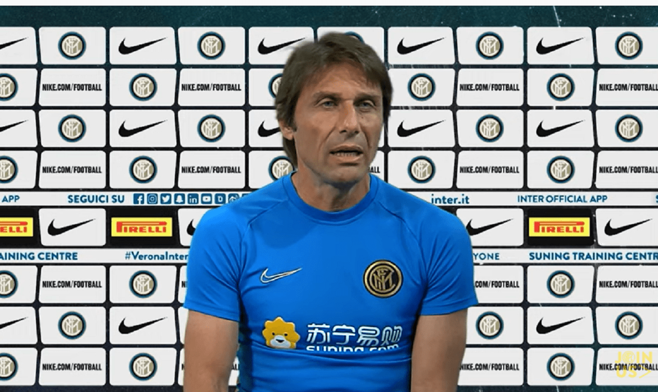 Antonio Conte a InterTv