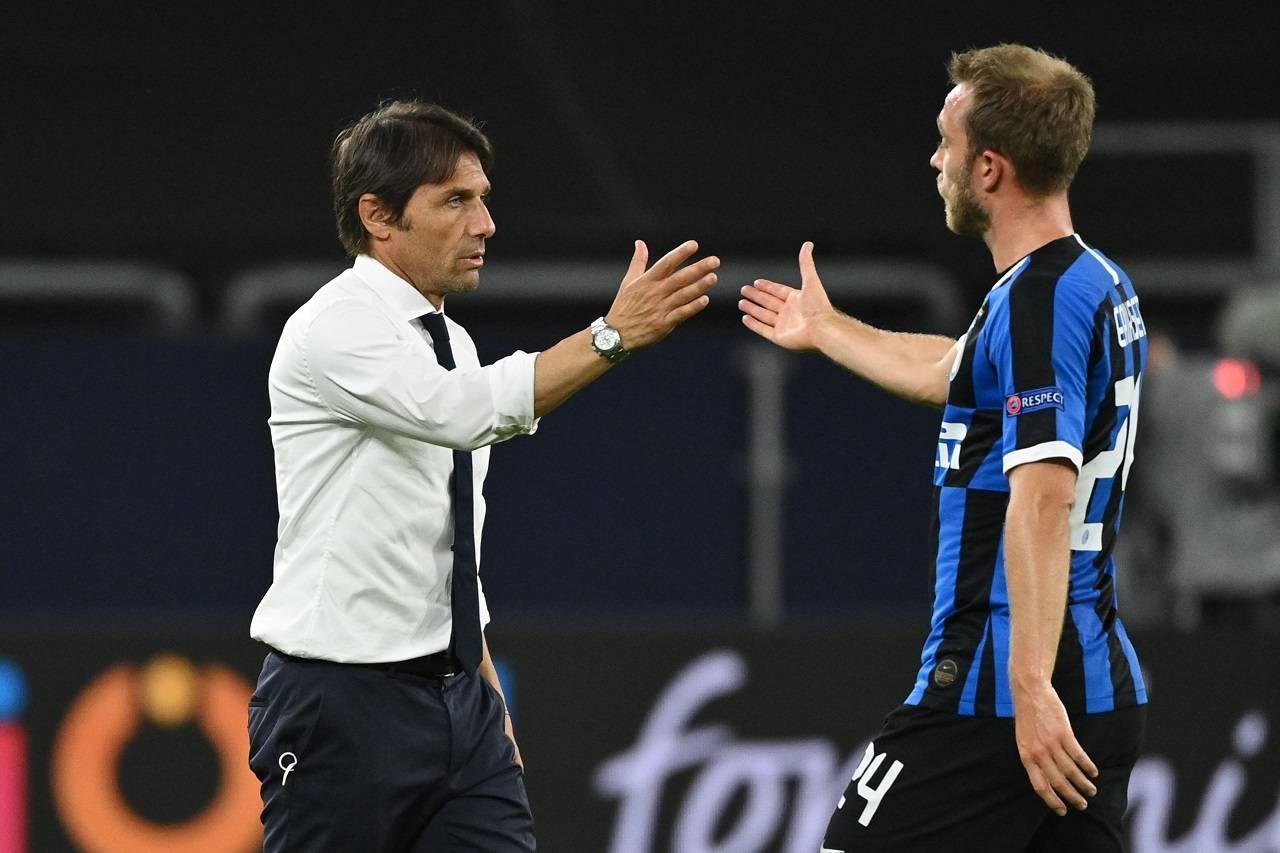Calciomercato Inter Eriksen Isco