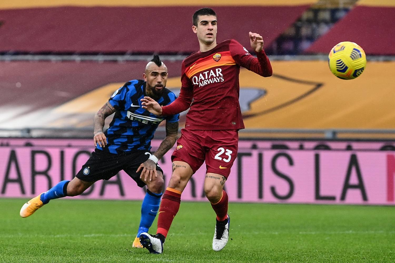 Fiorentina-Inter, Vidal e Darmian a rischio forfait