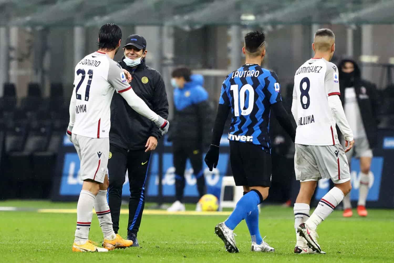 Diretta Bologna Inter