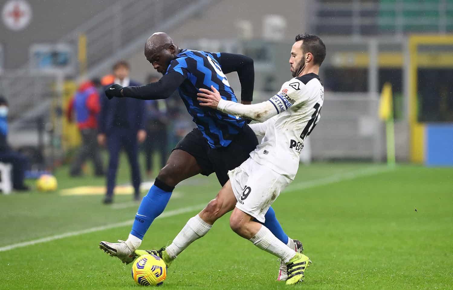 Diretta Spezia Inter