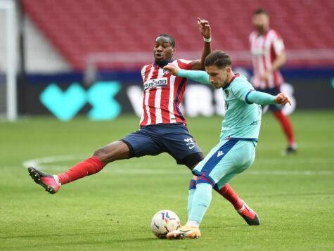 Kondogbia Inter ritorno