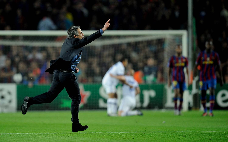 Mourinho alla Roma