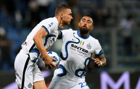 Pagelle e tabellino di Sassuolo-Inter
